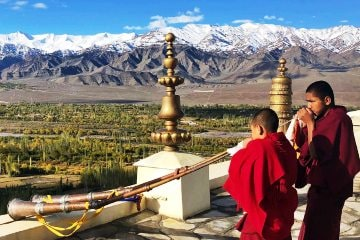 10 nights 11 Days Ladakh Package