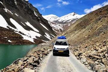 Manali - Leh - Ladakh - Srinagar Jeep Safari (Road Trip)