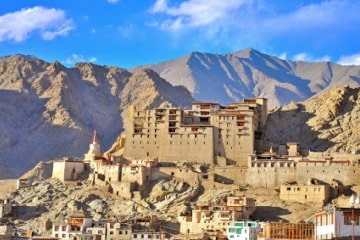 3 Nights 4 Days Leh Ladakh Package
