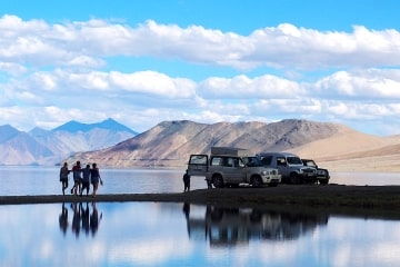 Srinagar Ladakh Manali Road Trip