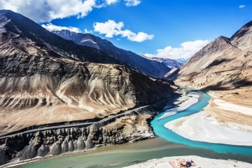 Leh Ladakh 4 Nights and 5 Days Package