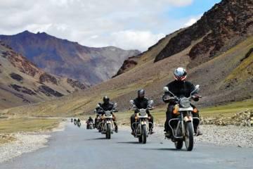 Amritsar Manali Leh Ladakh Bike Tour