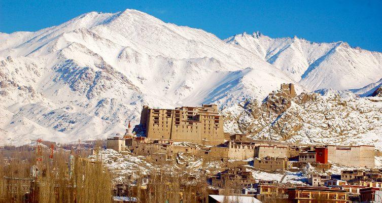 Leh Palace in Leh - Ladakh