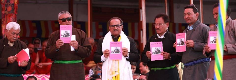 Kushok Bakula Celebrations