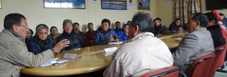 Ladakh Environment Fees