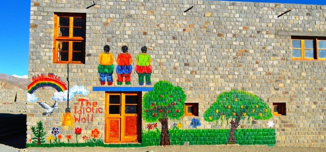 Rancho School Ladakh